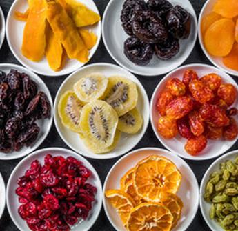 Au Jardin de la Rivière : vente de fruits secs bio à Lamothe-Montravel